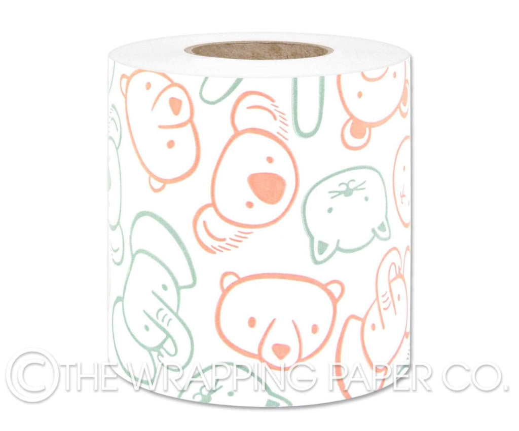 The Wrapping Paper Company Belli Band Belli Band - Baby Animals
