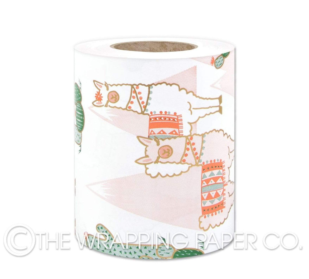 The Wrapping Paper Company Belli Band Belli Band - Llamas