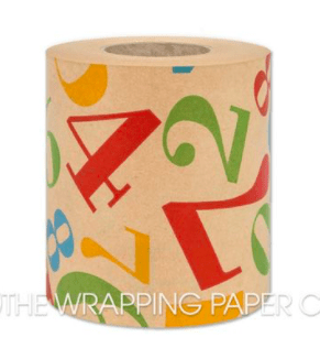 The Wrapping Paper Company Belli Bands Belli Band - 1234ME Bright