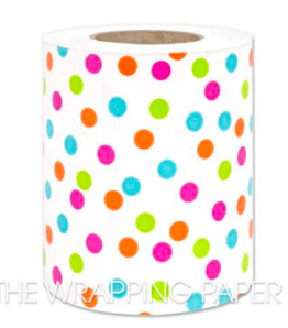 The Wrapping Paper Company Gift Wrap / Packaging Confetti Carnival Belli Band