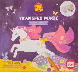 Tiger Tribe 3 Plus Transfer Magic - Unicorns
