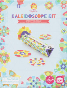 Tiger Tribe 4 Plus Kaleidoscope Kit