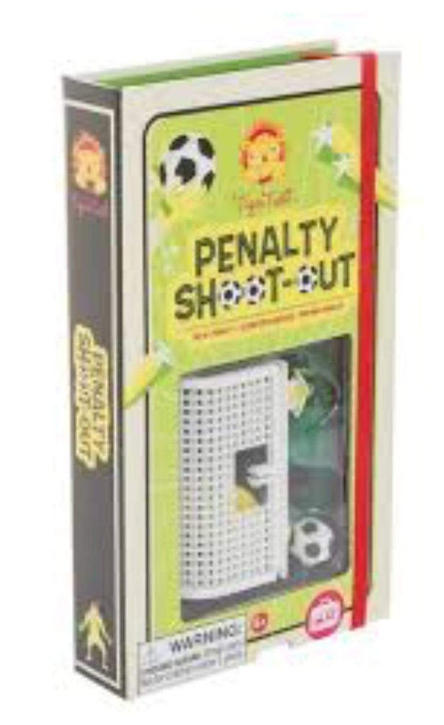 Tiger Tribe 5 Plus Penalty Shoot Out
