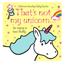 Usborne 12 Mths Plus That's Not My Unicorn - Fiona Watt, Rachel Wells