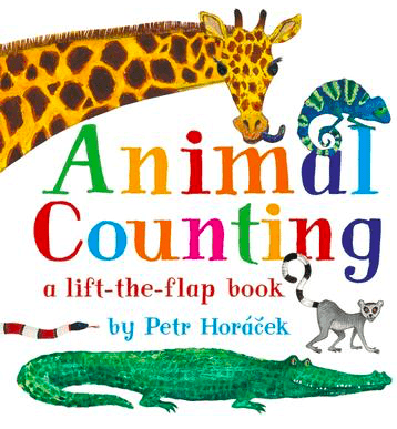 Walker Books 2 Plus Animal Counting - Petr Horáček