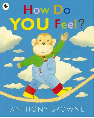 Walker Books 2 Plus How Do You Feel? Anthony Browne