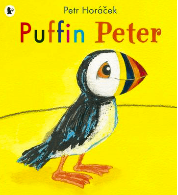 Walker Books 2 Plus Puffin Peter - Petr Horacek