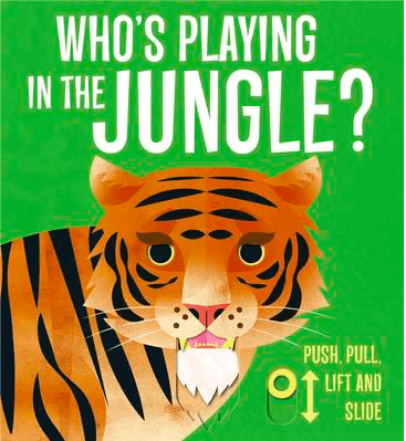 Walker Books 2 Plus Who's Playing in the Jungle? - Various