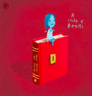 Walker Books 3 Plus A Child of Books - Oliver Jeffers, Sam Winston