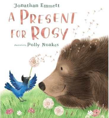 Walker Books 3 Plus A Present For Rosy - Jonathan Emmett, Polly Noakes