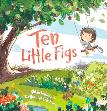 Walker Books 3 Plus Ten Little Figs - Rhiân Williams