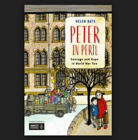 Walker Books 5 Plus Peter in Peril - Helen Bate