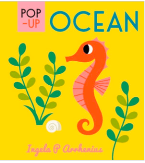 Walker Books Child Fiction 1 Plus Pop-Up Ocean - Ingela P Arrhenius