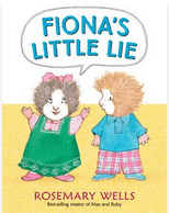 Walker Books Child Fiction 5 Plus Fiona's Little Lie - Rosemary Wells