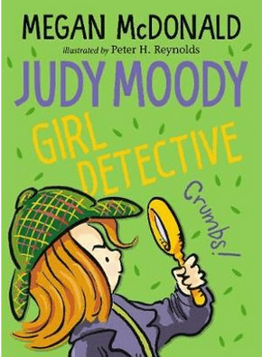 Walker Books Child Fiction 7 Plus Judy Moody, Girl Detective - Megan McDonald