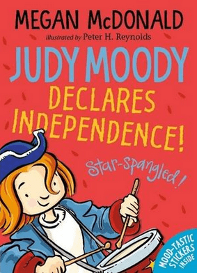 Walker Books Child Fiction 7 Plus Judy Moody, Independence! - M. McDonald