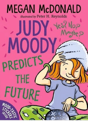 Walker Books Child Fiction 7 Plus Judy Moody Predicts the Future - Megan McDonald