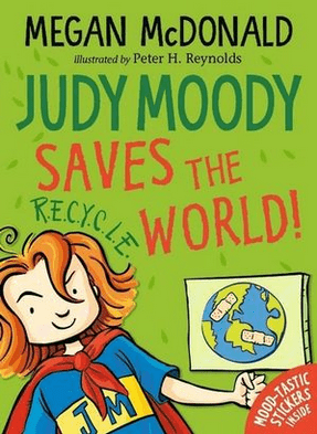 Walker Books Child Fiction 7 Plus Judy Moody Saves the World! - Megan McDonald