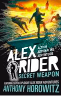 Walker Books Child Fiction 8 Plus Alex Rider, Secret Weapon - A Horowitz