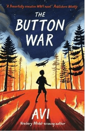 Walker Books Child Fiction 8 Plus The Button War - Avi