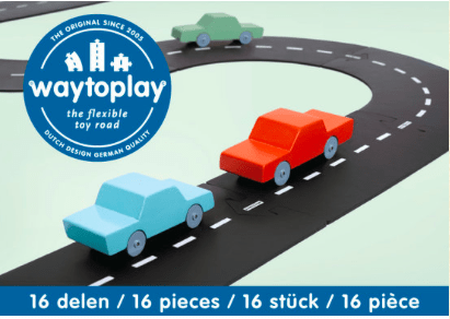 Way to Play 3 Plus Express Way 16 Pc