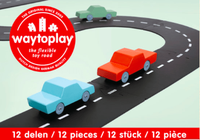 Way to Play 3 Plus Ring Road 12 pc