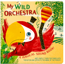 White Star Kids 4 Plus My Wild Orchestra - Susy Zanella