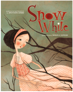 White Star Kids 5 Plus Snow White - Brothers Grimm