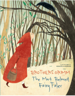 White Star Kids 6 Plus Brothers Grimm The Most Beloved Fairytales - M Adreani