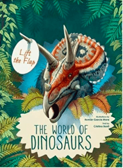 White Star Kids 6 Plus The World of Dinosaurs - Cristina Banfi