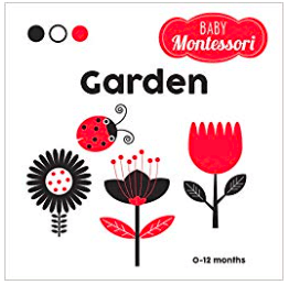 White Star Kids Birth Plus Baby Montessori Garden