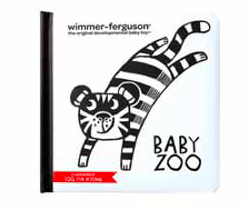 Wimmer Ferguson Birth Plus Baby Zoo Baby Book