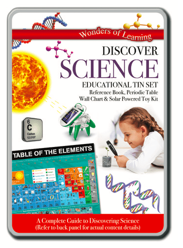 Wonders of Learning 8 Plus Discover Science