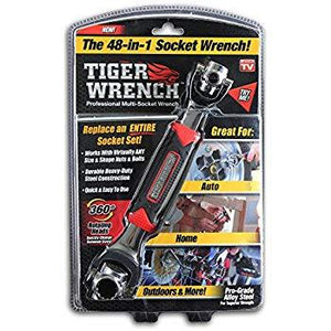 8 in 1 Tiger Wrench