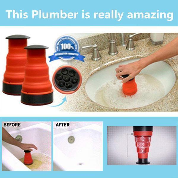 🔥 ON SALE 🔥 Sink Plunger