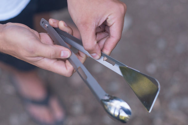 The Splitter - Titanium Multi Utensil