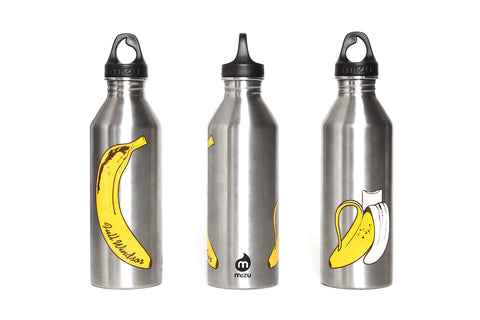 Stainless Steel Banana Bottle