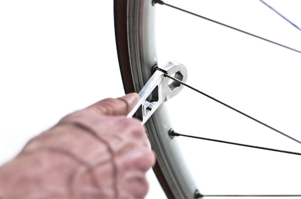 spoke key feature on nutter cycle multi tool being used