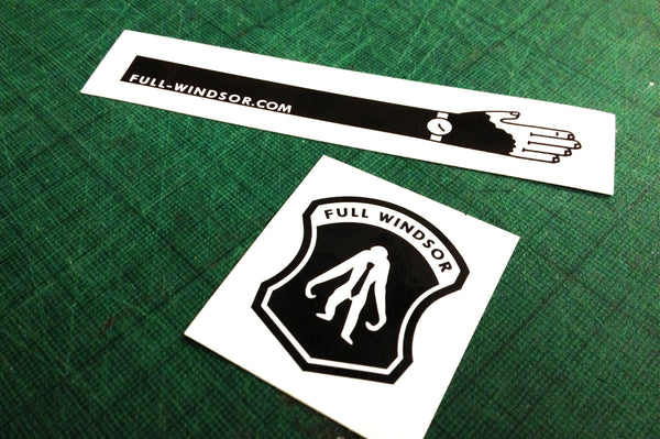 Free Vinyl Stickers - Our gift to you!
