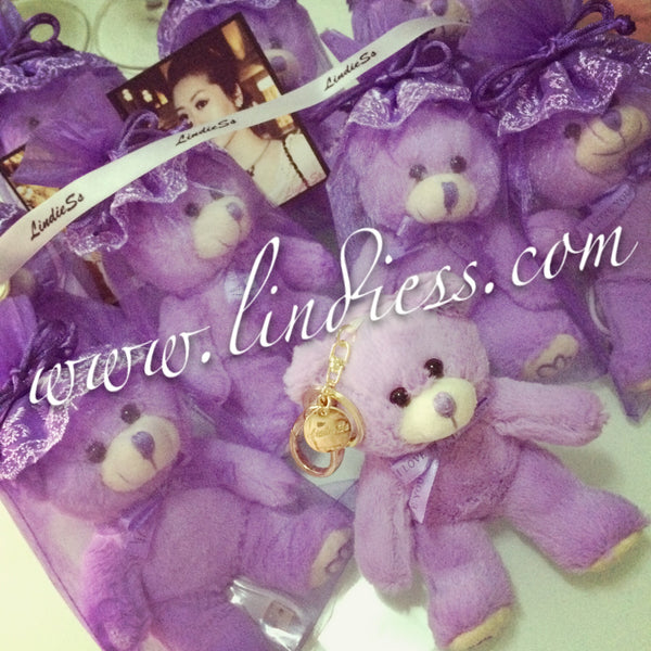 LAVENDER BEAR POWER BANK 8000mAh
