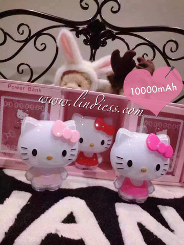 HELLO KITTY POWER BANK 10000mAh