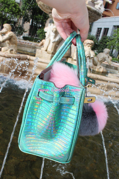 BIRKIN MERMAID BLING