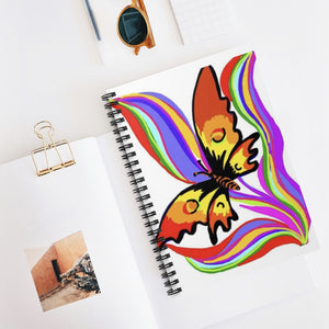 Spiral Notebook - Colorful