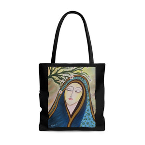 AOP Tote Bag- Peaceful