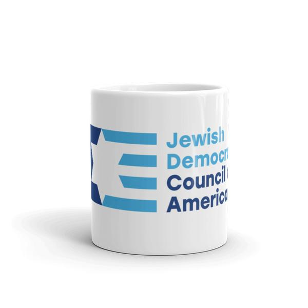 Jewish Democratic Council Mug