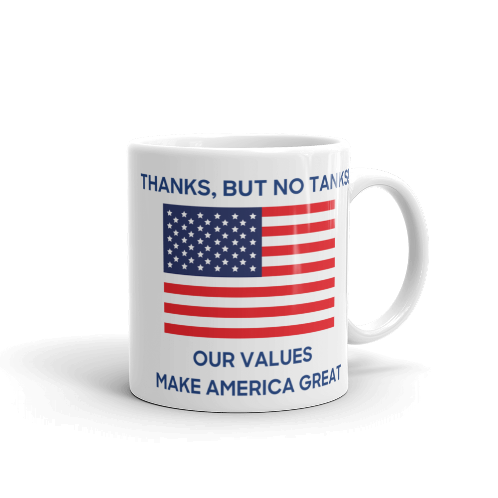 Fourth of July Coffee Mug -