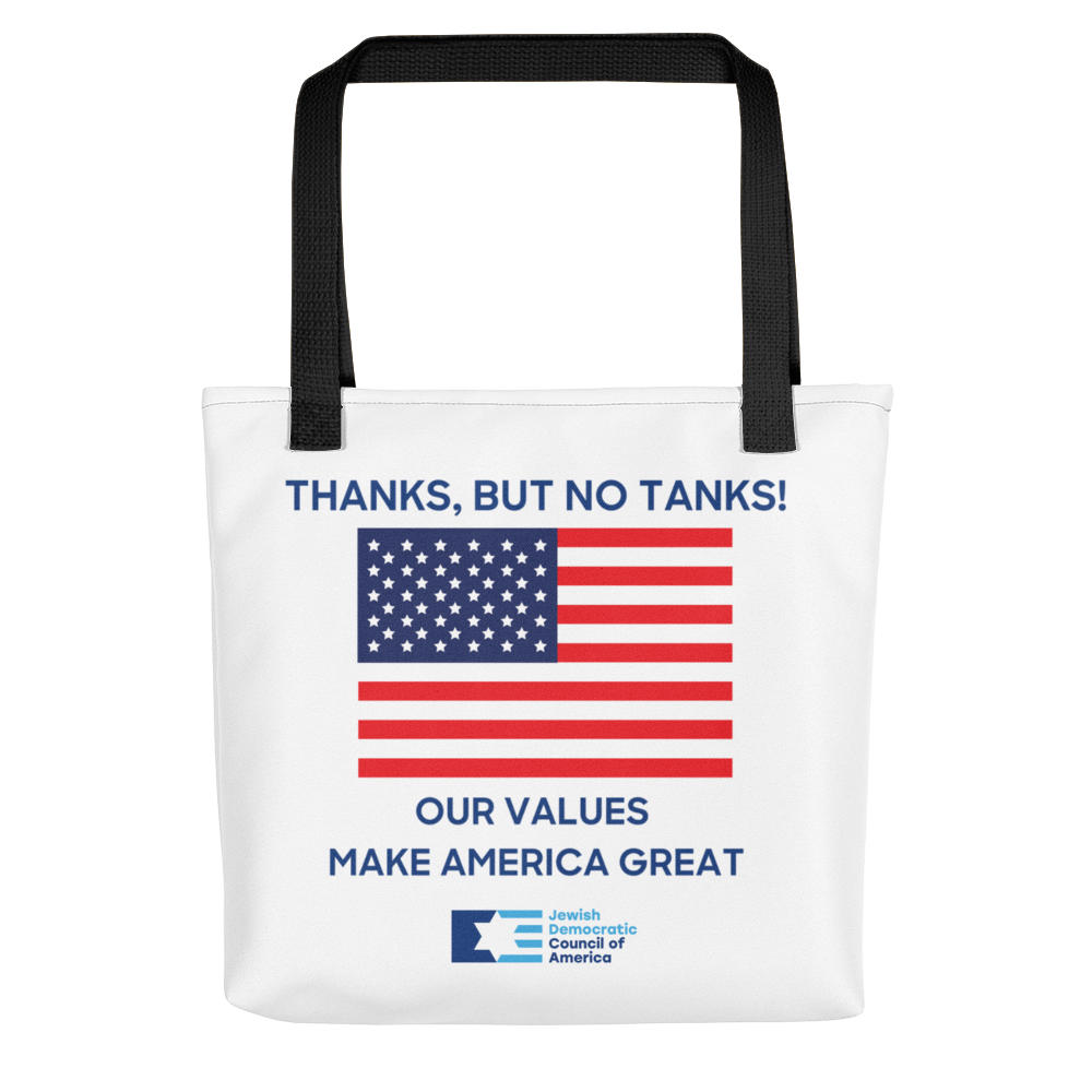 Fourth of July Tote Bag -