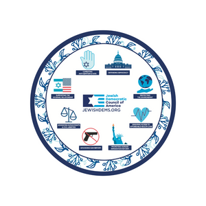 Advocacy Passover Seder Plate