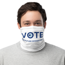 "Load image into Gallery viewer, ""VOTE"" Neck Gaiter"