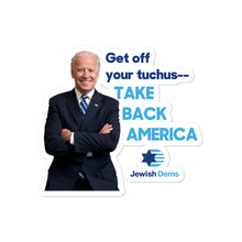 Load image into Gallery viewer, Take Back America Sticker